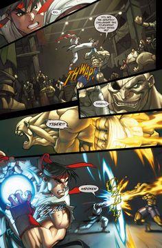 street fighter comics p.02