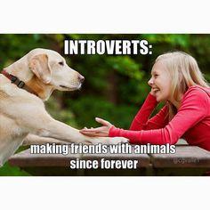 Yep! I have many friends!<3