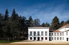 Arq. Álvaro Siza, Termas de Pedras Salgadas, Chaves, Portugal, via FG+SG