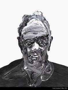 """Frank Auerbach""                                                                                                                                                                                 More"