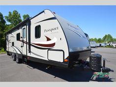 New 2017 Keystone RV Passport 2810BH Grand Touring Travel Trailer at Campers Inn   Mocksville, NC   #20010
