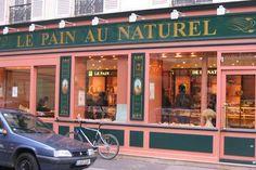 Boulangerie Moisan, Paris