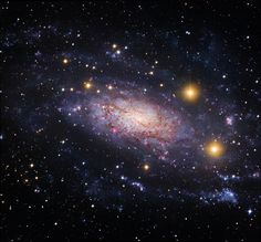 NGC 3621: Far Beyond the Local Group #NASA