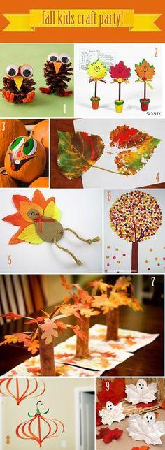 Bekijk de foto van DeKnip met als titel Leuk om in de herfstvakantie met de kids te maken. en andere inspirerende plaatjes op Welke.nl.