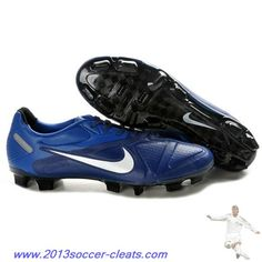 c6a07bc6415 2013 Nike CTR360 Maestri II Elite Shoes Cyan Blue White Football Boots