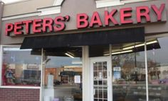 Peters' Bakery San Jose ca. Burnt almond cake to die for. My wedding cake came from here - They were supposed to save the top tier for us but the cake was so good the guests ate it all! San Jose California, California History, California Dreamin', Burnt Almond Cake Recipe, Best Cake Ever, Best Bakery, Unique Restaurants, Kids Growing Up, Almond Cakes