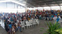 NONATO NOTÍCIAS: 1500 pessoas participam do retiro de Carnaval Rena...