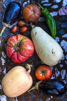 Spanish vegetables by David Lebovitz, via Flickr