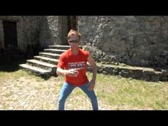 ▶ Prepositions Song / Aerobic Workout -- SUPER FUN group activity