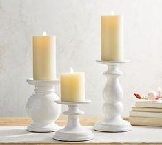 Salton White Ceramic