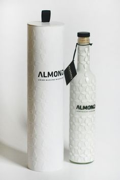 Who wouldn't like this almond liqueur (I think) #packaging PD