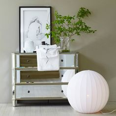 Commode miroir, winsome transparent Am.Pm | La Redoute