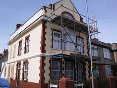 Exterior wall coatings, house painting, wall coverings, painting walls, damp proofing, external wall rendering, external wall insulation, textured wall paint, masonry painting