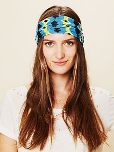 Aztec Wide Headband  http://www.freepeople.com/whats-new/aztec-wide-headband/
