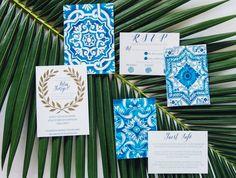 Greek Wedding Invitations http://www.cocobride.com/#!product/prd1/4033290891/santorini-wedding-invitations
