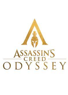 White background Odyssey gold