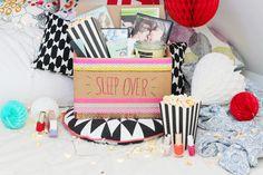 Sleep-Over-Kit und kleine Anekdoten aus meinem Teenieleben