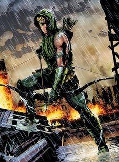 Green Arrow (Modern Version) - Green Arrow - Wikipedia, the free encyclopedia