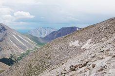 Mount Antero-14,000 feet high!