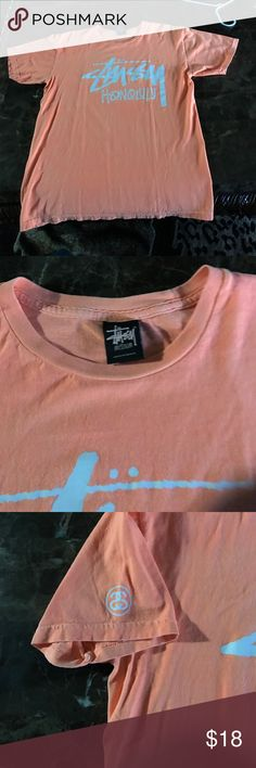 Stussy T-shirt Has been washed once, but is in perfect condition Stussy Shirts Tees - Short Sleeve