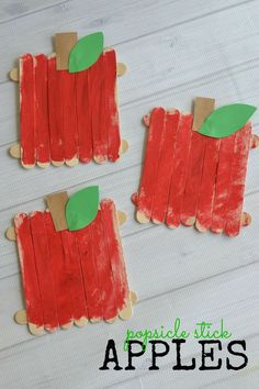 Looking for some inspiration for fall kid crafts this year? Well, look no further because these Popsicle Stick Apples are as simple as it gets! If you are like me, you are pretty excited for the change in season. Not... Continue Reading →