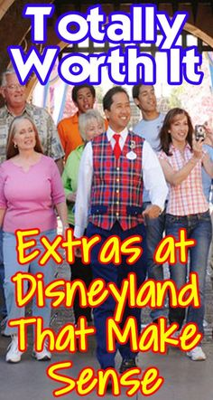 Top 5 extras at Disneyland - what's worth the money.
