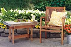 How to make a hypertufa garden table http://www.thisoldhouse.com/toh/how-to/intro/0,,20508086,00.html