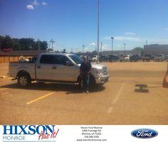 #HappyBirthday to David from Allen Bradshaw at Hixson Ford of Monroe!  https://deliverymaxx.com/DealerReviews.aspx?DealerCode=M553  #HappyBirthday #HixsonFordofMonroe