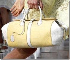 Handbag Spring 2012 Collection of Louis Vuitton
