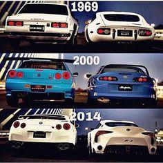 Legendary Imports. Skyline VS Supra