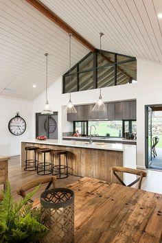 Une ferme moderne en Australie