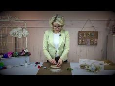 How To Make Your Own Craft Paper Flowers Tutorial - YouTube