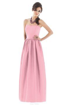 Alfred Sung D487 Bridesmaid Dress | Weddington Way