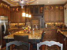 Vitara Granite Kitchen Countertop