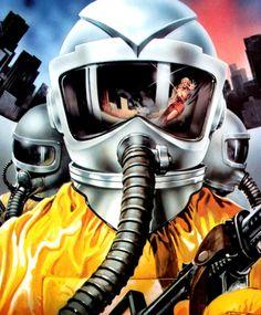 bulletride-actionwear:80s horror -Nightmare City (1980) (aka...