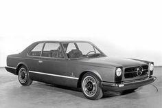 300 SEL Pininfarina Coupe