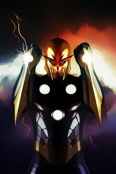 NOVA: Richard Rider - Team Affiliations: NOVA CORPS. & The Avengers