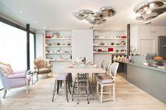 Betjeman & Barton's new tea 'bar', Paris
