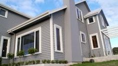 1000 Images About Facade On Pinterest Weatherboard House Colour Schemes A