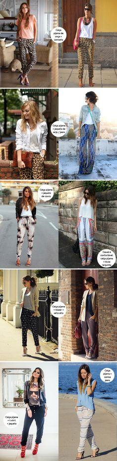 To inspire Calca pajamas 02
