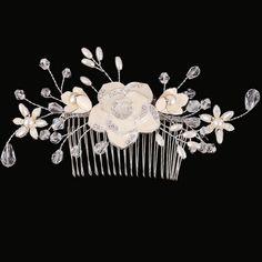 Handmade Bridal Jewelry Wedding Hair Combs Wholesale