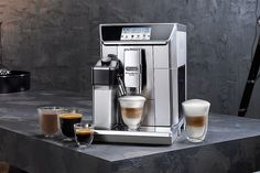 De'Longhi's PrimaDonna Elite App-Controlled Coffee Maker