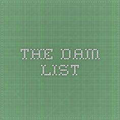 The DAM List