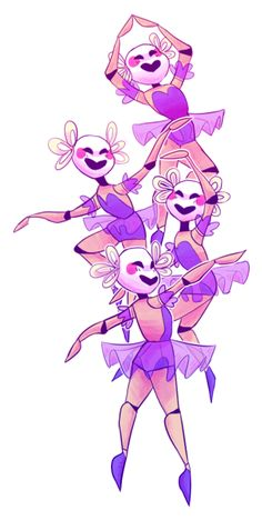 Aww, cute little Minireenas! Ballora Fnaf, Fnaf Sl, Anime Fnaf, Five Nights At Freddy's, Fnaf Drawings, Kawaii Drawings, Fnaf Wallpapers, Fnaf Characters, Fnaf Sister Location