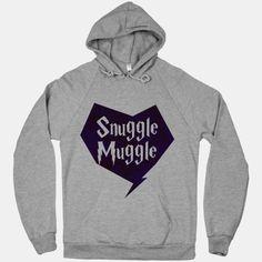 #Snuggle #Muggle (hoodie) #HarryPotter