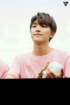 #Seventeen#Dino李燦 We believe in you❤