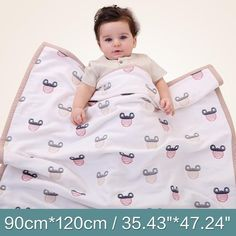 Soft Muslim Casual Sleeping Blanket