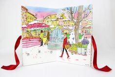 Le calendrier de l'Avent L'Occitane et My Little Paris est arrivé ! • La Parisine