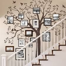 wall family tree design - Google Search