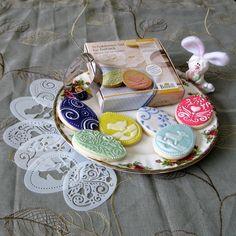 Easter Cookies Stencil Set